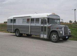 School Bus RV